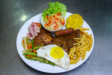 Mixed Grill Special
