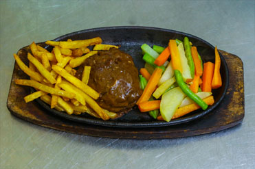 Sizzling Fillet Steak – Fillet Steak A 'la Lanka