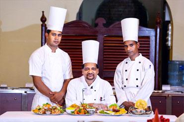 Chefs at Golden Grill Restaurant