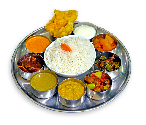 Exotic Tastes of India from Thali to Tandoori