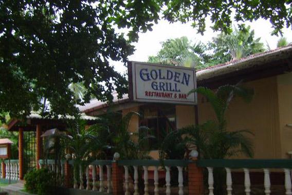 Golden Grill Restaurant in Past